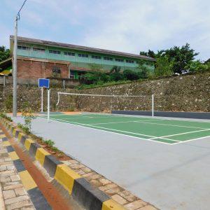Fasilitas Taman Olahraga Di Perumahan Pesona Prima Cikahuripan 6