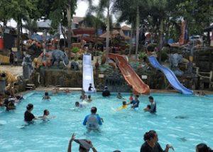 Waterboom cahaya Abadi banjaran kabupaten bandung