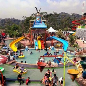 Jajaway Waterpark bandung barat