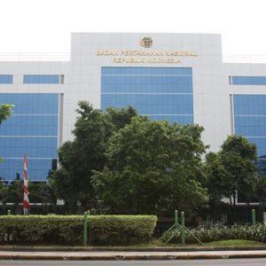Kantor Pusat BPN Badan Pertanahan Nasional